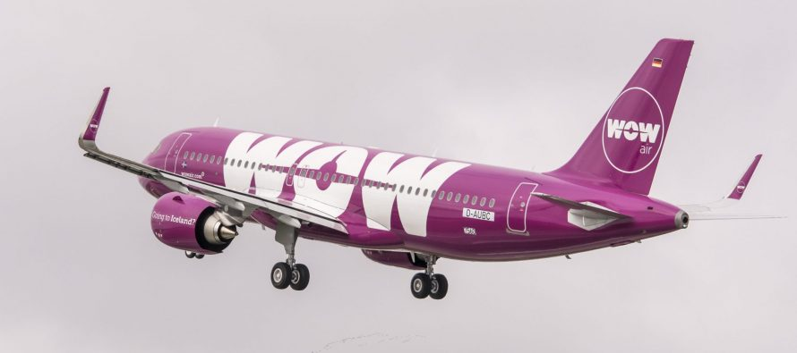 WOW launches new UK-US routes