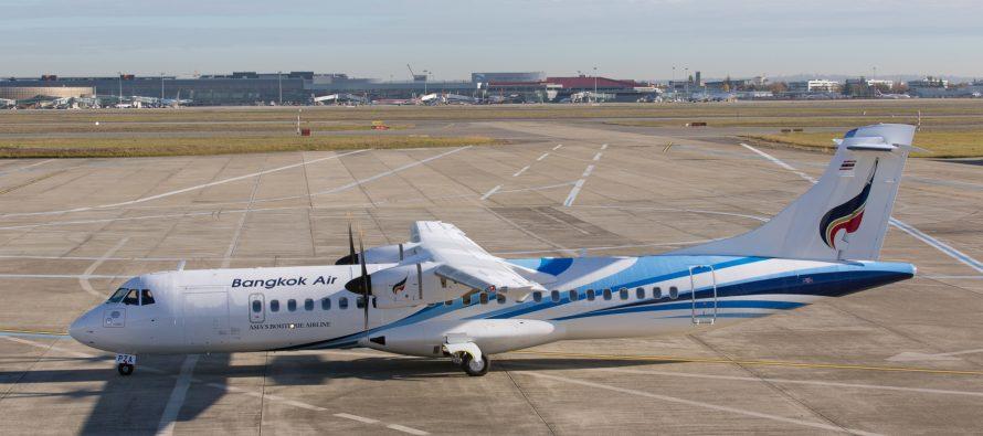 Bangkok funds one ATR 72-500