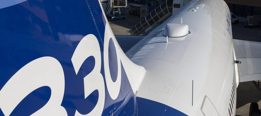 Airbus reports nine-month 2017 results