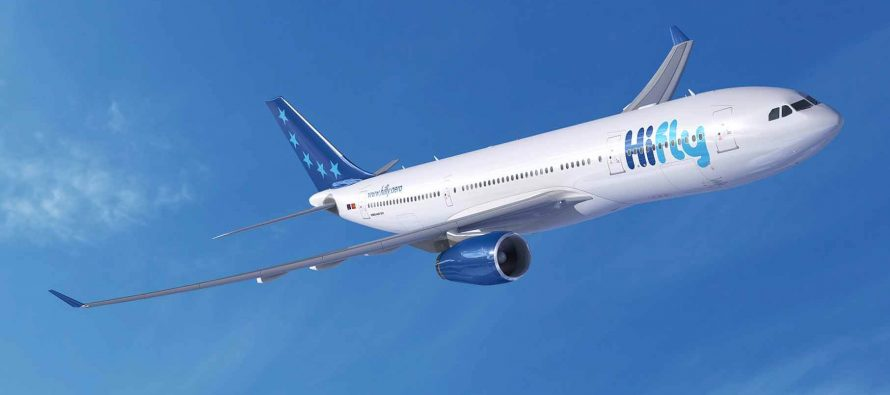 Two new Airbus A330-200 delivered to Hi Fly
