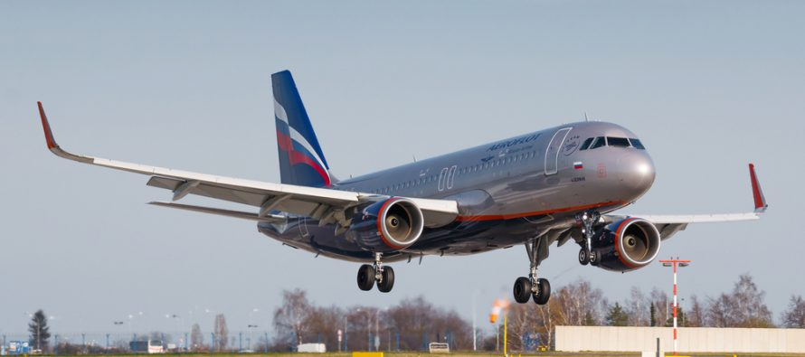 AviaAM Financial Leasing China delivers fourth brand-new Airbus to Aeroflot