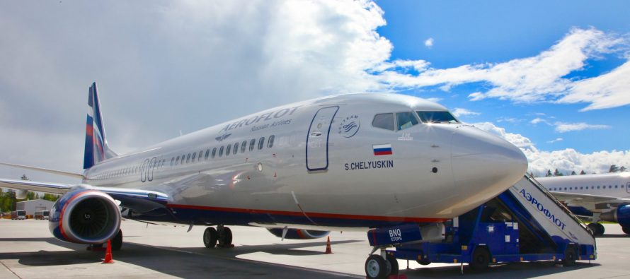Aeroflot takes delivery of one A321 and one 737-800