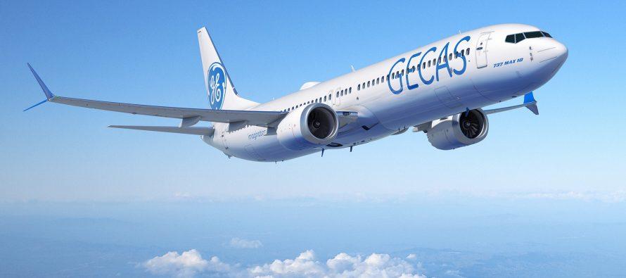 GECAS orders 20 737 MAX 10s