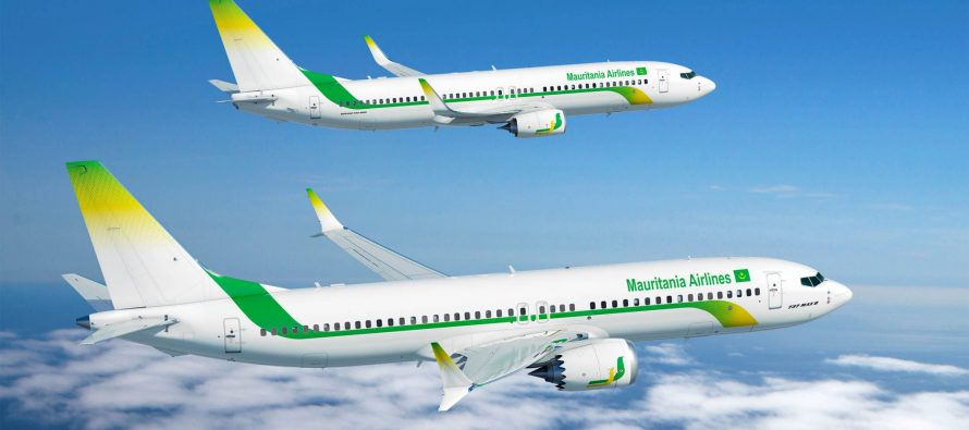 Mauritania Airlines orders one 737 MAX 8