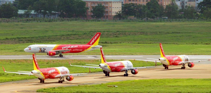 Vietjet to increase frequency on Hanoi – Incheon and Hanoi – Taipei routes