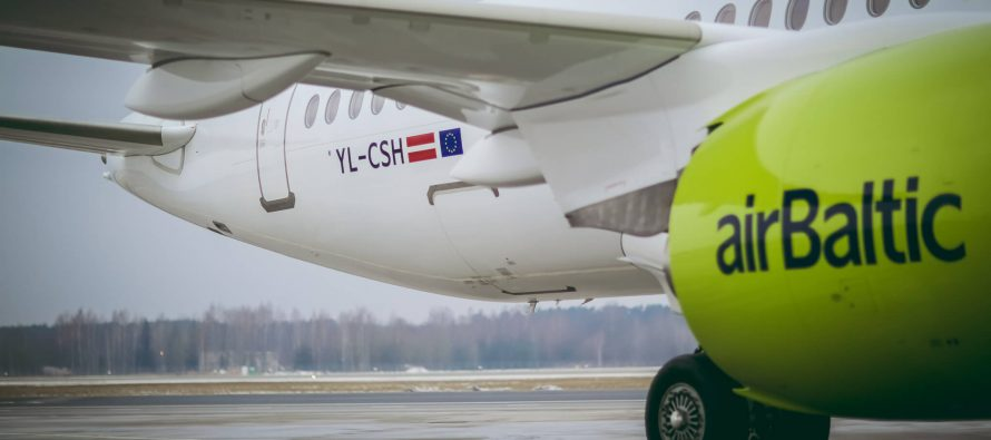 airBaltic orders 30 CS300s; fuel latest