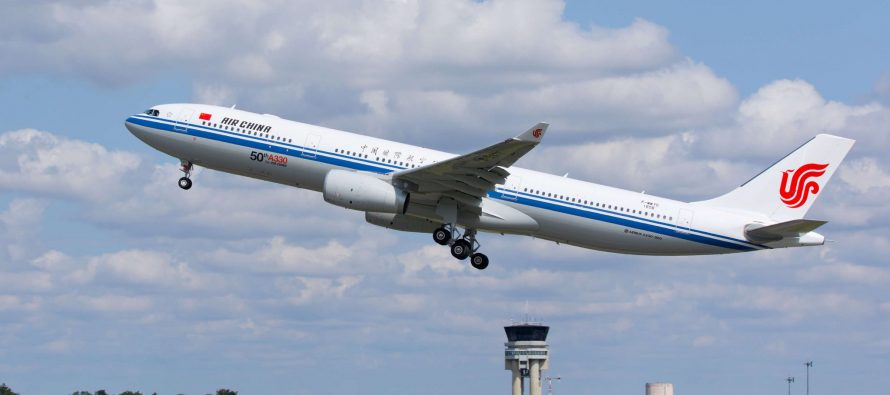 Air China launches new Los Angeles-Shenzhen service