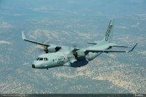 Stellwagen delivers second Airbus C295 for humanitarian support operations