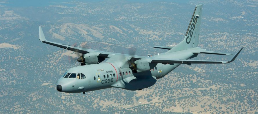 Stellwagen orders C295 transport aircraft