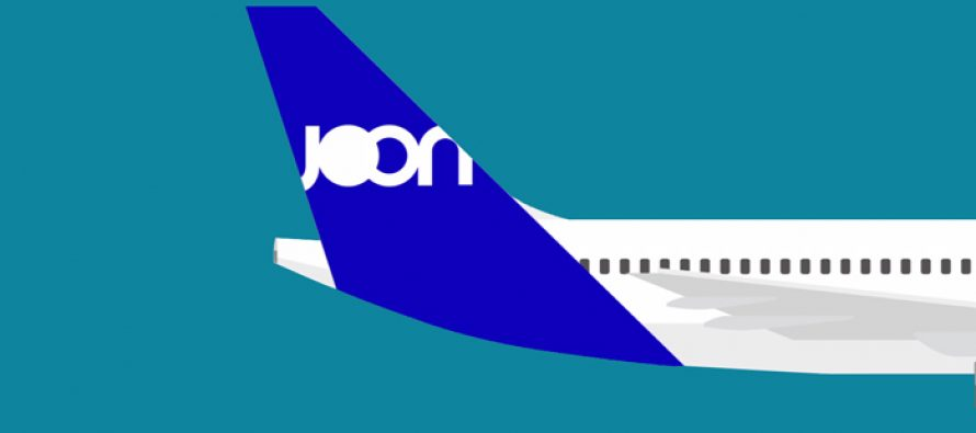 Air France launched Joon