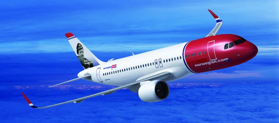 Norwegian loses CFO; CAS signs GTA for 140 Airbus aircraft; United funds 12 new E175s
