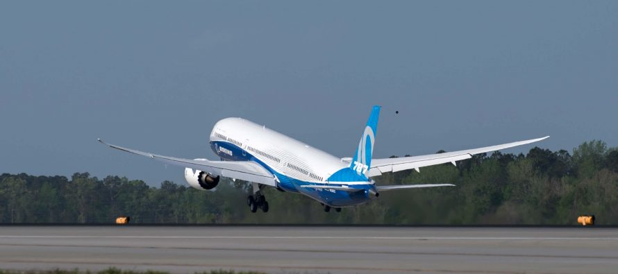 Two Boeing 787 Dreamliners acquired by CALC