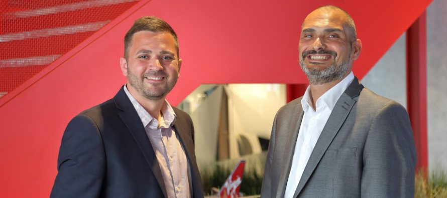 Senior sales appointments at Virgin Atlantic Cargo as volumes continue to rise