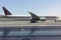 Inmarsat certified for GX Aviation installations on Qatar Airways' Boeing aircraft fleet