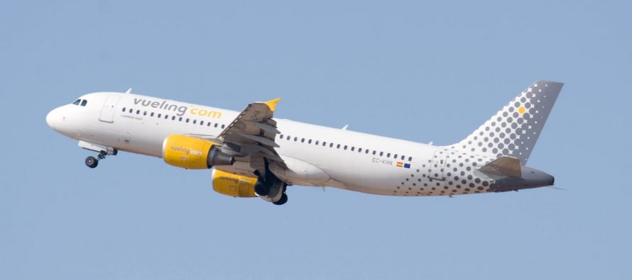 FPG and FPG Amentum acquire two Vueling A320-200s for investor customers