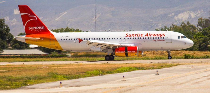 Sunrise Airways announces new flights to Curacao