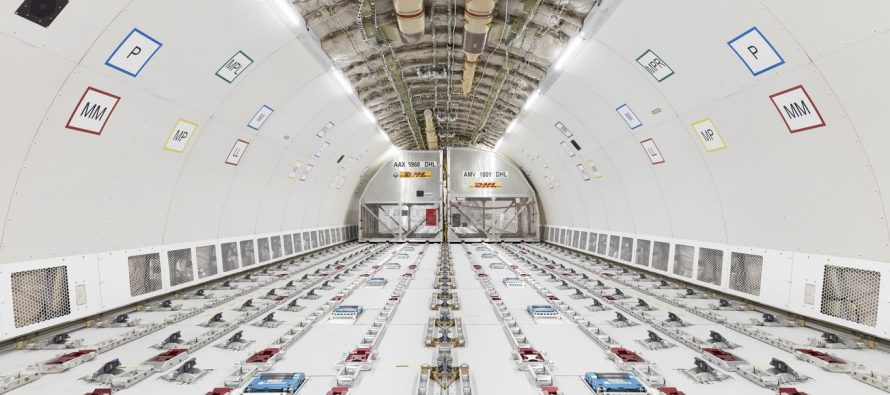 First A330-300P2F enters service with DHL