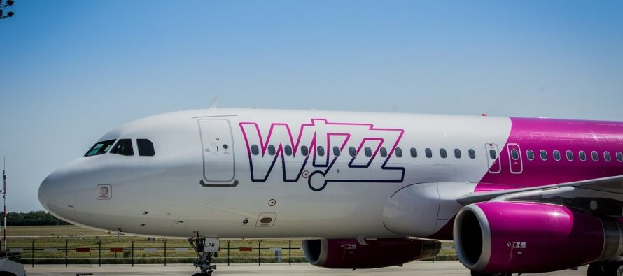 Wizz Air reports July traffic