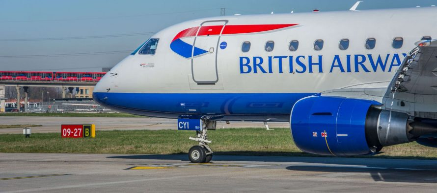 NAC delivers one E190 to BA CityFlyer on lease