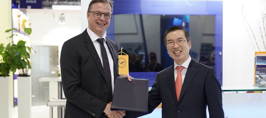 Asiana Airlines signs five-year agreement with Lufthansa Technik Philippines for A380 base maintenance