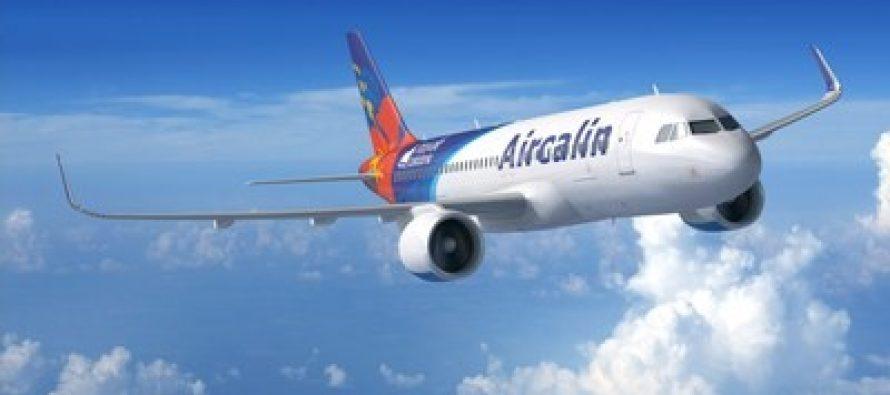 Aircalin selects P&W GTF for its A320neo aircraft order