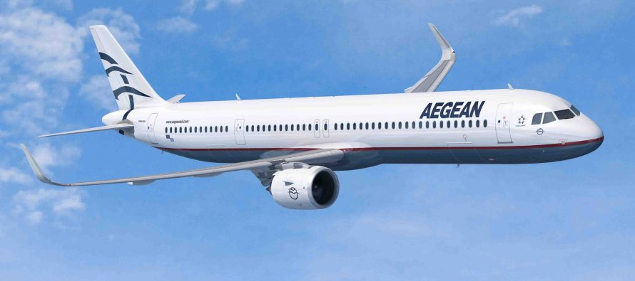 Aegean commits to 30 A320neo family aircraft