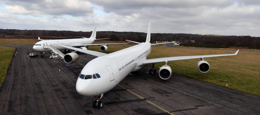 AVINCO awarded exclusive mandate to remarket four additional Airbus A340-541