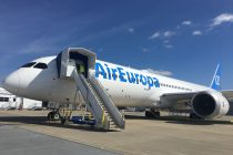 LOTAMS performs third check of Air Europa Fleet