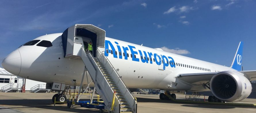 Joint venture agreement proceeds between Air France-KLM and Air Europa