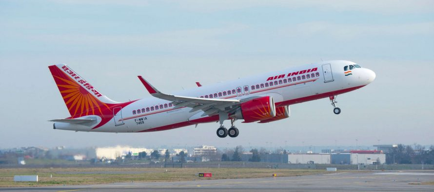 Air India to be split up before sale