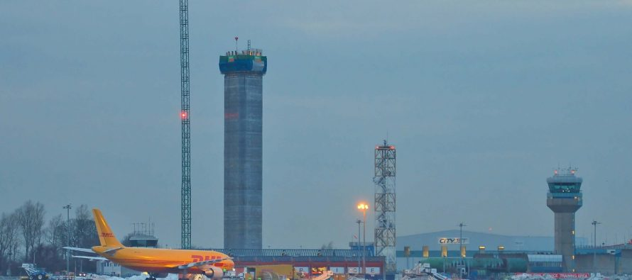 New IAA Air Traffic Control Tower at Dublin Airport will facilitate Parallel Runway Operations by 2021