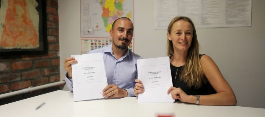 Maureva signs commercial agreement with Hi-Fly Marketing