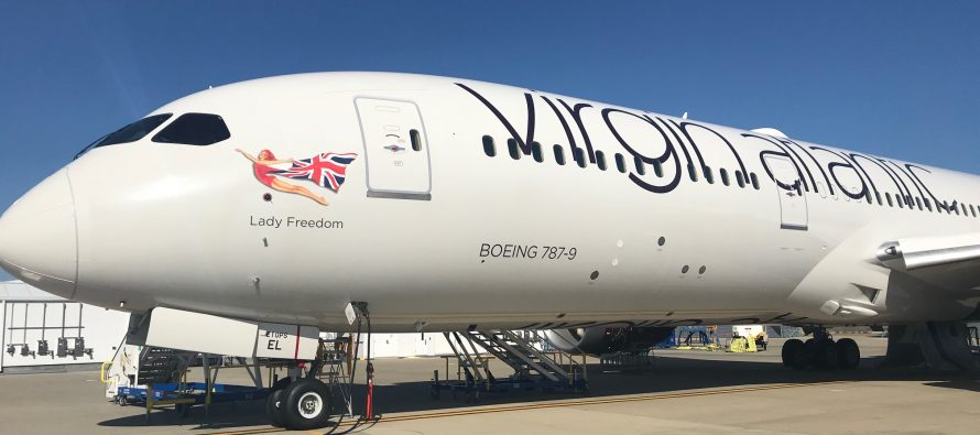 Virgin Atlantic launches second daily service between London Heathrow and Johannesburg