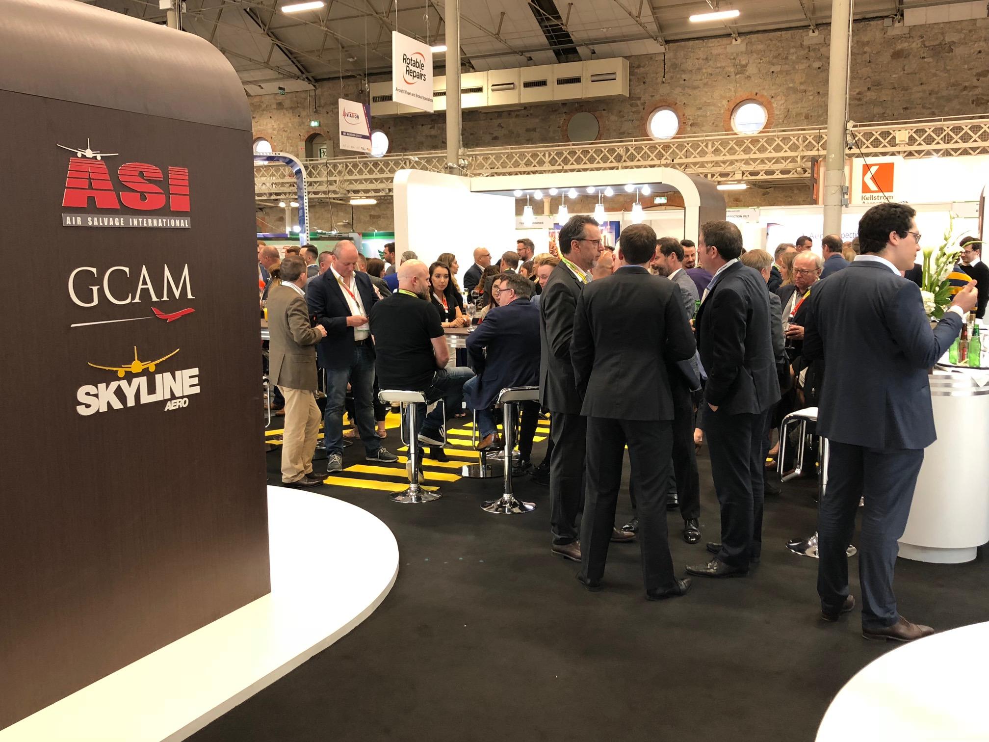 MRO Global Dublin Aviation Summit begins