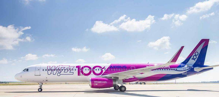 Wizz Air makes Kiev its ninth destination from Billund
