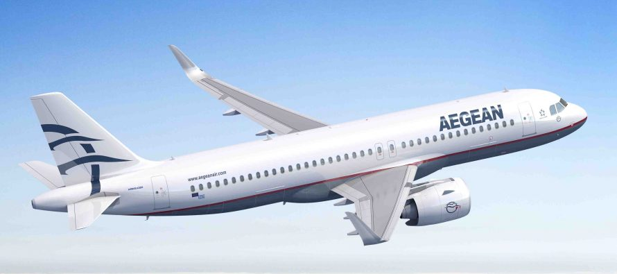Aegean Airlines firms up order for 30 A320neos