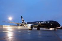 Air New Zealand uses GEnx-1B engine to power its Boeing Dreamliner fleet