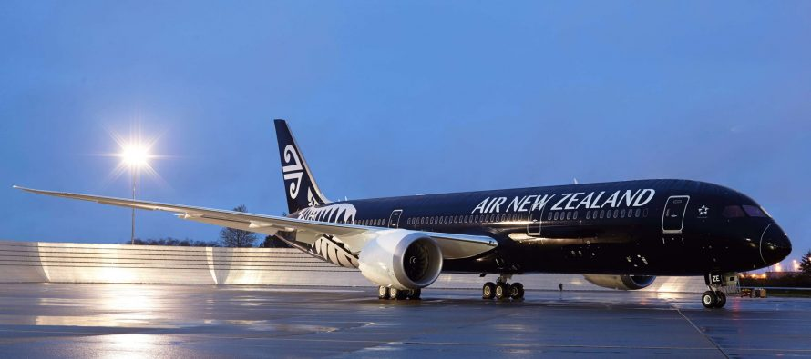 Air NZ to lease two 777s to cover for 787 engine problems