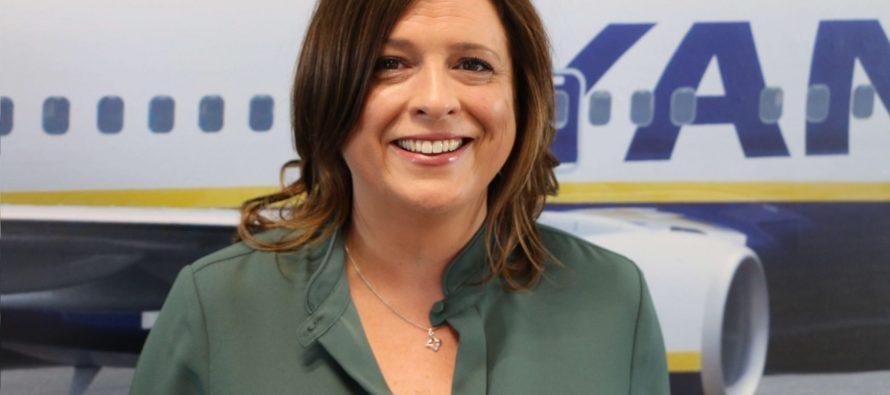 Carol Sharkey appointed Ryanair Chief Risk Officer