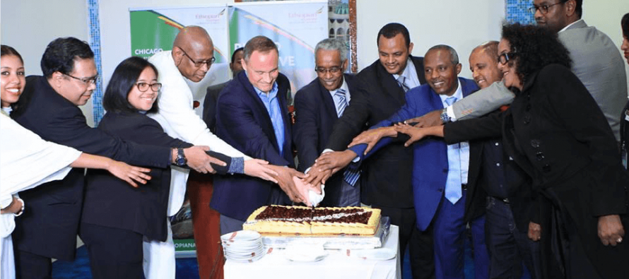 Chicago joins Ethiopian's global network