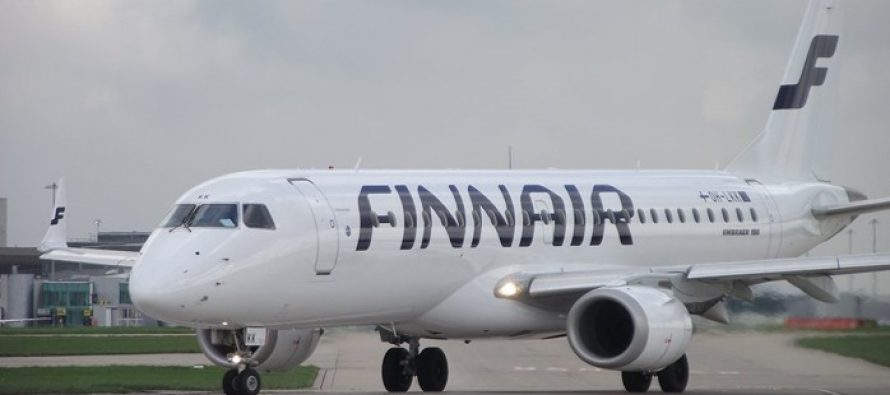 Finnair reports October traffic performance