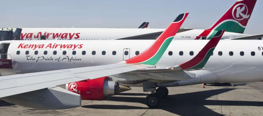 Kenya Airways launches non-stop flights to Cape Town