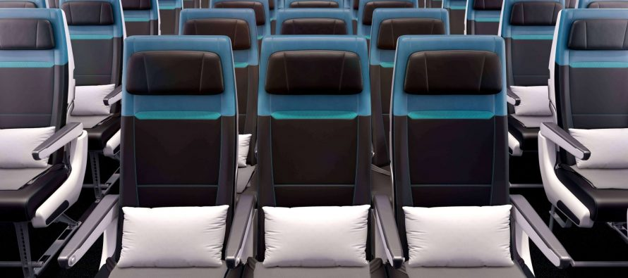WestJet orders over 4,700 aircraft seats