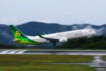 China's Spring Airlines reports operating revenue rise in H1 2019