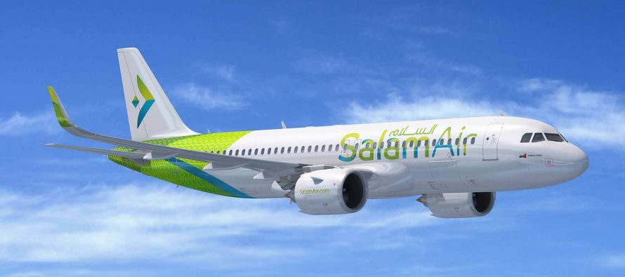 SalamAir to add six new A320neo to its growing fleet