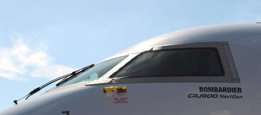 Uganda National Airlines signs firm order for four CRJ900s