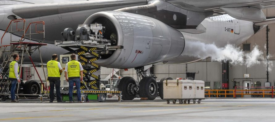 Lufthansa offers Ufo to go into comprehensive arbitration