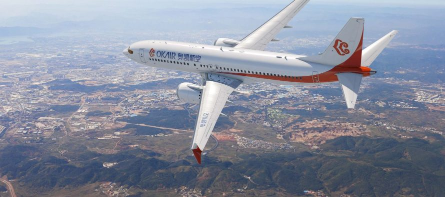 GECAS arranges sale-leaseback plus PDP financing for two 737 MAX 8s to Okay Airways