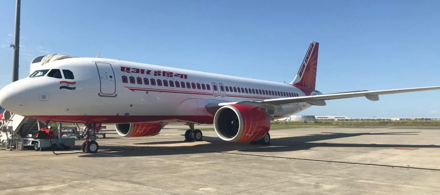 Avolon delivers one A320neo to Air India