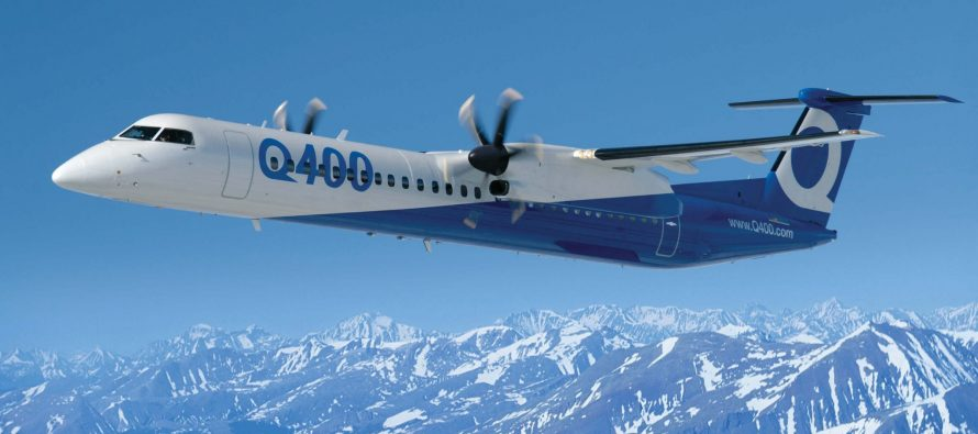 Shree Airlines to add three new Q400s